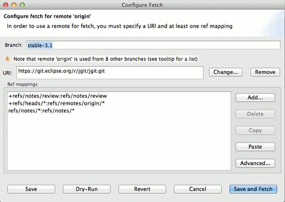 EGit User Guide - Tasks