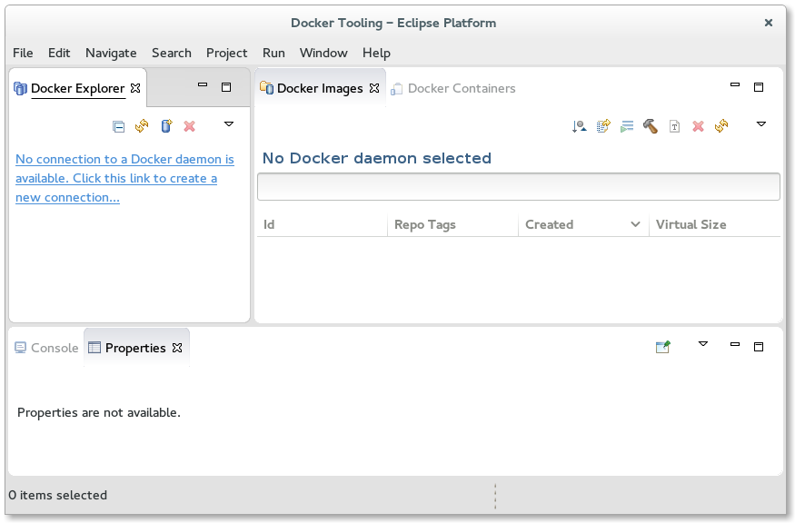 edit file inside windows docker container