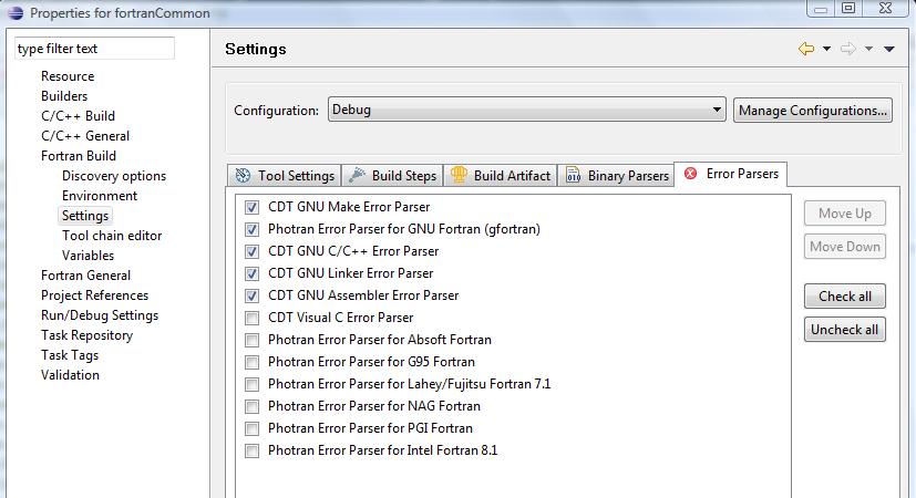 Compiling Fortran Programs