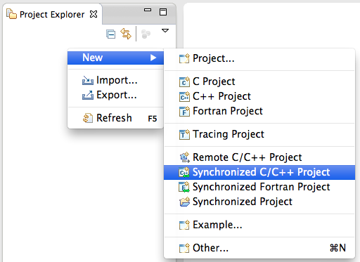 Introduction to Creating MPI Projects