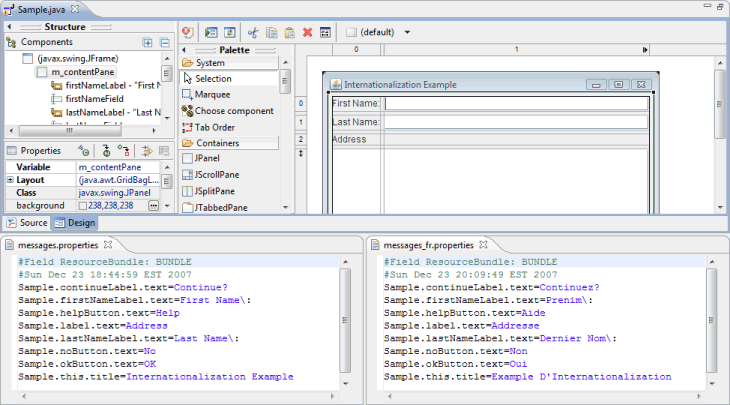 How to make grails use an external properties file for datasource.